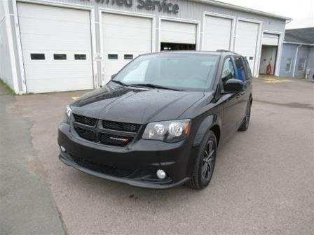 Pre-Owned 2018 Dodge Grand Caravan GT Front Wheel Drive Minivan
