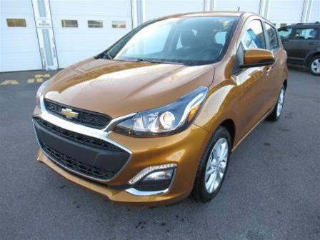 New 2020 Chevrolet Spark 1LT - CVT Front Wheel Drive 5-Door Hatchback