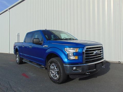 2016 Ford F150 4x4 - Supercrew XLT - 157 WB