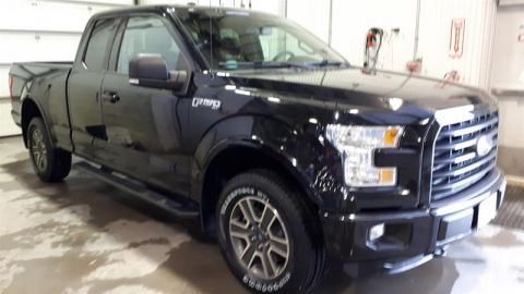 Pre-Owned 2016 Ford F150 4x4 - Supercab XLT - 145