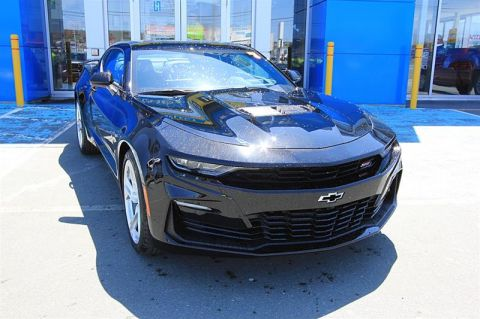 New 2019 Chevrolet Camaro Coupe 2SS Rear Wheel Drive 2-Door Coupe