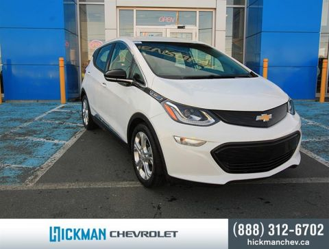 New 2019 Chevrolet Bolt EV LT Front Wheel Drive 5-Door Hatchback