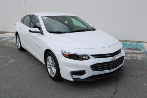 Certified Pre-Owned 2018 Chevrolet Malibu LT Front Wheel Drive 4-Door Sedan