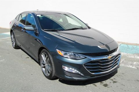 New 2019 Chevrolet Malibu Premier Front Wheel Drive 4-Door Sedan - Demo
