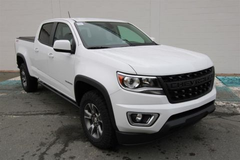 2020 Chevrolet Colorado Crew 4x4 Z71 / Long Box