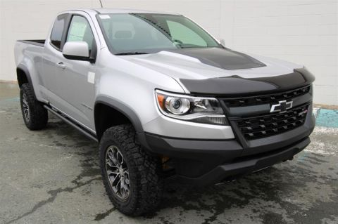 2020 Chevrolet Colorado Extended 4x4 Zr2