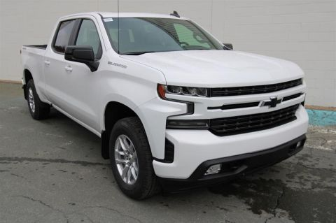 New 2020 Chevrolet Silverado 1500 Crew Cab 4x4 Rst / Standard Box Four Wheel Drive Pick up