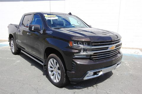 New 2019 Chevrolet Silverado 1500 New Crew Cab 4x4 High Country / Short Box