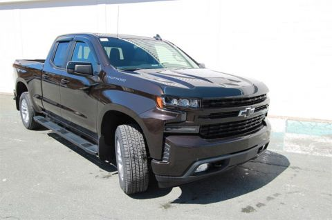 2019 Chevrolet Silverado 1500 New Double Cab 4x4 Rst / Standard Box