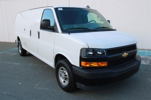 Certified Pre-Owned 2019 Chevrolet Express Cargo 2500 155