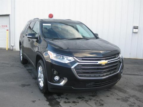 New 2018 Chevrolet Traverse FWD LT Front Wheel Drive SUV - Demo