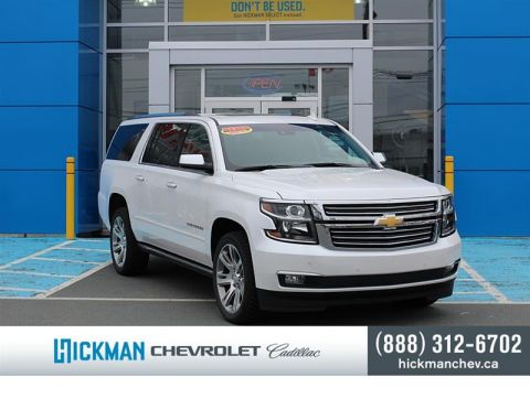 New 2018 Chevrolet Suburban 4x4 Premier Four Wheel Drive SUV