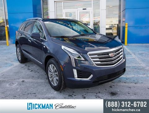 New 2019 Cadillac XT5 AWD Luxury All Wheel Drive Crossover - Demo