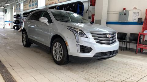 Certified Pre-Owned 2019 Cadillac XT5 AWD Luxury AWD All Wheel Drive Crossover