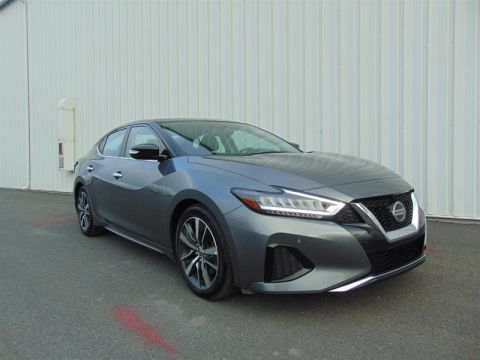 Pre-Owned 2019 Nissan Maxima SL CVT 4-Door Sedan