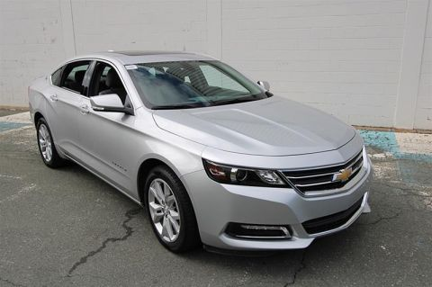 Certified Pre-Owned 2019 Chevrolet Impala LT Front Wheel Drive 4-Door Sedan