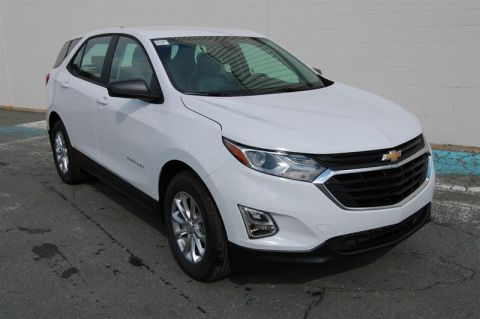 New 2020 Chevrolet Equinox FWD LS 1.5t Front Wheel Drive SUV