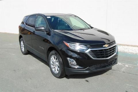 New 2020 Chevrolet Equinox FWD LT 1.5t Front Wheel Drive SUV