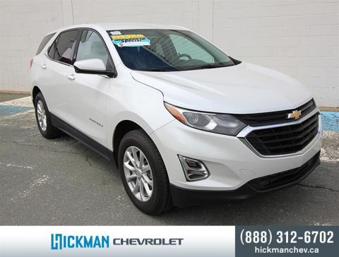 New 2019 Chevrolet Equinox AWD LT 1.5t All Wheel Drive SUV