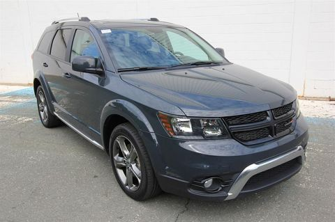 Pre-Owned 2018 Dodge Journey Crossroad All Wheel Drive Crossover