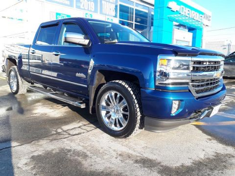 2017 Chevrolet Silverado 1500 Crew 4x4 High Country / Standard Box