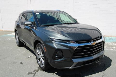 New 2019 Chevrolet Blazer Premier AWD All Wheel Drive SUV - Demo
