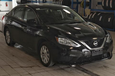 Pre-Owned 2019 Nissan Sentra 1.8 SV CVT 4-Door Sedan