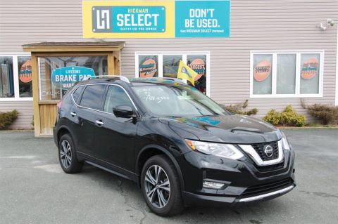 Pre-Owned 2019 Nissan Rogue SV AWD CVT Crossover