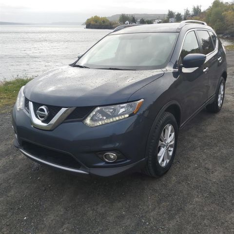 Certified Pre-Owned 2016 Nissan Rogue SV AWD CVT Crossover