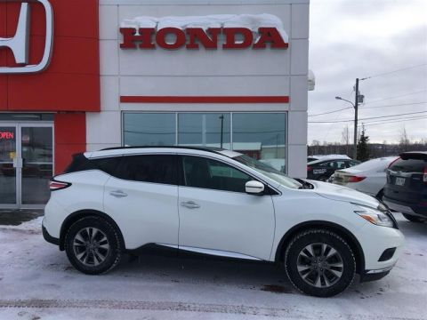 Pre-Owned 2016 Nissan Murano SV AWD CVT SUV