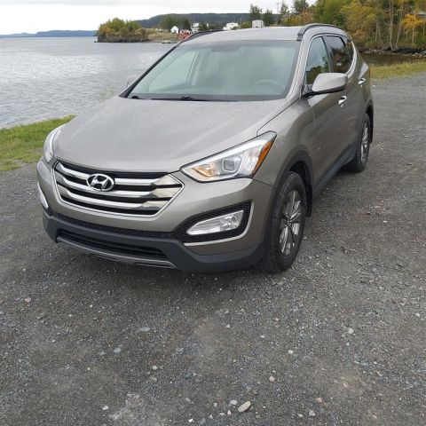 Pre-Owned 2016 Hyundai Santa Fe Sport AWD 2.4L Premium All Wheel Drive SUV