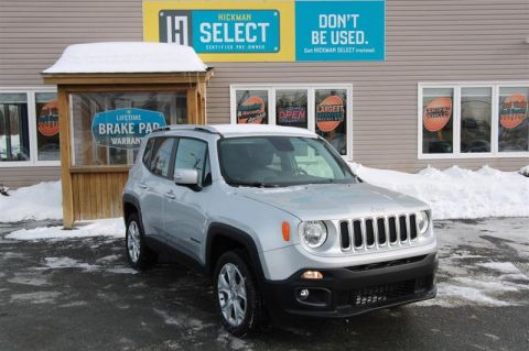 2018 Jeep Renegade 4x4 Limited